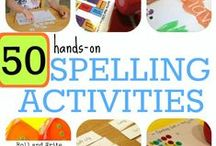 Language Arts Printables & Resources / Printables and resources for spelling, reading, and writing.