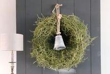 Christmas ♥ greens ...