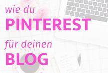 Social Media / Alles Rund um Pinterest, Youtube, Instagram, Facebook etc