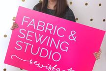 Mollie Makes Handmade Awards 2018 / Hi Mollie Makes, I'm Sheona! In early 2017 I decided I wanted to spread my love of sewing and crafts to as many people as possible and Sewisfaction Fabric & Sewing Studio was born.   Starting out from a cupboard in my spare room, whilst working full time in a corporate sales role, launching a website and then 4 months later opening a shop and studio space, my aim is to help as many people as possible unleash their sewing superpower and have fun crafting. We make it a priority to support other small businesses, and champion indie designers and makers in our shop, online and when teaching.  We'd love to win a Mollie Makes Handmade Award. We hope you like our entry for Best Small Business, Handmade Champion and Best Workshops Award.  Here's our journey so far...