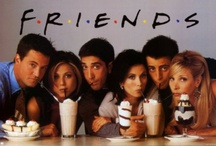 ♥♥F.R.I.E.N.D.S♥♥  / My all time fav show! I've watched all 10 seasons and have them on dvd, I know most lines by heart. The only show I can watch over and over again :) / by Theresa Rodriguez