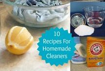 TIPS FOR CLEAN HOUSE AND MORE