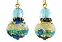 Jewelry: Venetian Art Glass