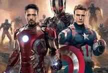 Superheros / Mostly the Avengers..... Especially Captain America. ;) / by Hannah Small