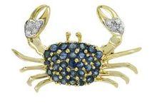 Birthstone: Sapphire / Brilliant sapphires for September birthdays!
