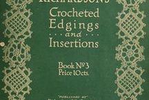 Crochet Vintage Patterns