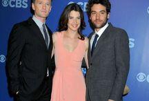 Alyson, Neil, Cobie, ... / by Felicitas Alba