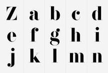 Typography / T Y P O G R A P H Y an ART form  / by Emily Perriss