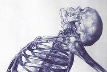 Anatomy Reference / Draw, draw and draw x)
