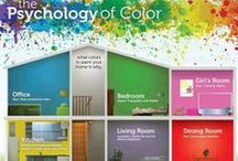 Colour Communicates / Introduction to symbolic meanings and psychological impact of various colours : Red, Orange, Yellow, Green, Blue, Violet, Black, White, Grey, Brown, Gold and Silver.