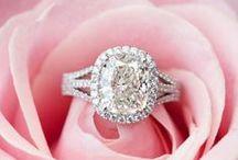 Editorial jewelry flowers