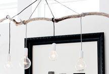 Wood lamp inspiration