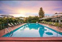 Terre di Casole Hotel & Restaurant / Hotel*** situato nella campagna di Siena. Dispone di Ristorante toscano, l'Orto di Casole.