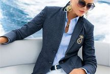 Style for Me / A girl should be two things, classy & fabulous - Coco Chanel.