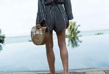 SUMMER LOOKS / Summer Looks. Fashion Inspiration