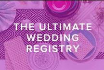 The Ultimate Wedding Registry / The ultimate wedding registry as picked by Y-O-U. #myultimateregistry