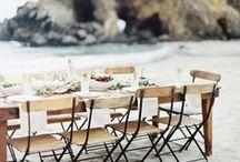 WEDDING // TABLE DECOR / by bryderie berlin