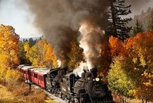 TRAINS -Τρένα