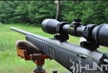 Hunt Masters: Shooting / Guns & ammunition