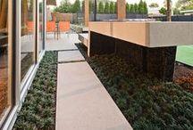 STYLE: Modern/ contemporary garden designs