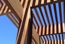 ELEMENTS: Pergola / Arbour / Pavilions