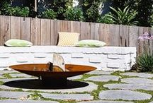 ELEMENTS: Fire Pits & Seating