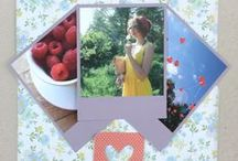 Lilac Inspiration - Vintage Polaroid Style Snaps / Vintage Polaroid Style Snaps. Lilac Inspiration. Square-snaps.com
