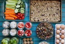 Prep GOOD Eat GOOD / Power prep your food to make healthy choices fast and easy.