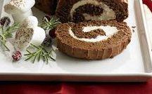 Roll cake - Ρολά με παντεσπάνι
