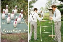 Outdoor Games / Fun Outdoor Games For Your Guests During Cocktail Hour