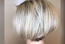 Short Styles / Where creative, classic, or cutting edge cuts can be achieved at the hands of our skilled experts. Taking into account your face shape, lifestyle, and hair texture is the main priority during your consultation.  Gets tips on styling and product recommendations to get the best our of your hair after you leave the salon.