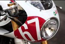 Motorbike's pride