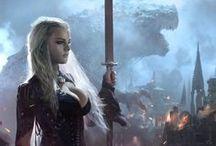 Fantasy/Sci-fi / by Brett Smith