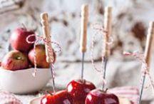 christmas food / food