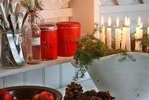 christmas home decor / home