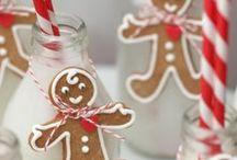 christmas cakes and cookies, ginger bread, honey cake, pierniki / christmas