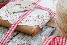DIY, gift wraps, pakowanie prezentow / gift wraps