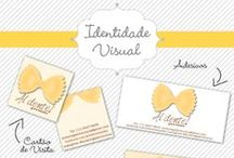Identidades Visuais / Identidades visuais e material gráfico feitos na  Tuty - Arte & Mimos  Entre em contato com a gente! www.tuty.com.br