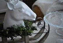 My Christmas / Moje vianočné dekorácie