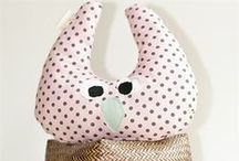 owl / toy, decoration, pillow...