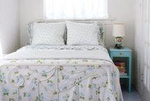 house, bedroom, sypialnia