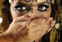 ✿✦✽✦✿ Make-up , hair, nails, masks ✿✦✽✦✿ / Make-up, hair, nails and masks. Ideas and inspiration...