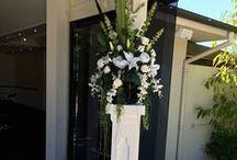 Flower / Floral Arrangements / Take a look at some of the recent floral arrangements at weddings I've attended.