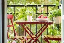 porch / patio / taras