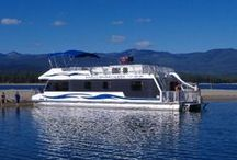 Houseboats / Houseboats in our Fleet