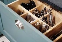 Clever storage solutions