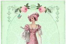 moda z różnych epok