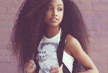 hair / beautiful