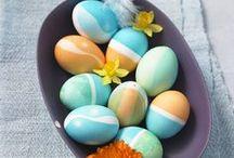 Frohe Ostern! / Dekorieren