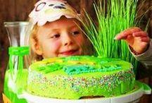 Ideen für Kinder: Party, Rezepte & Basteln / Ob Süße Kuchen, herzhafte Salate, Spiele-Ideen für den Geburtstag oder Bastle-Tipps - wer Ideen für sich und seine Kinder sucht, ist hier richtig